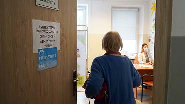 Koronawirus w Polsce. Przychodnia. Zdj. ilustracyjne
