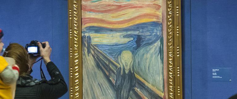 """Munch ukrył coś w """"Krzyku"""", tajemnica wreszcie wyjaśniona. """"Nie mamy wątpliwości"""""""