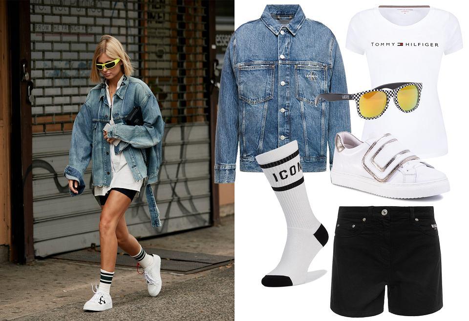 Stylizacja streetwear