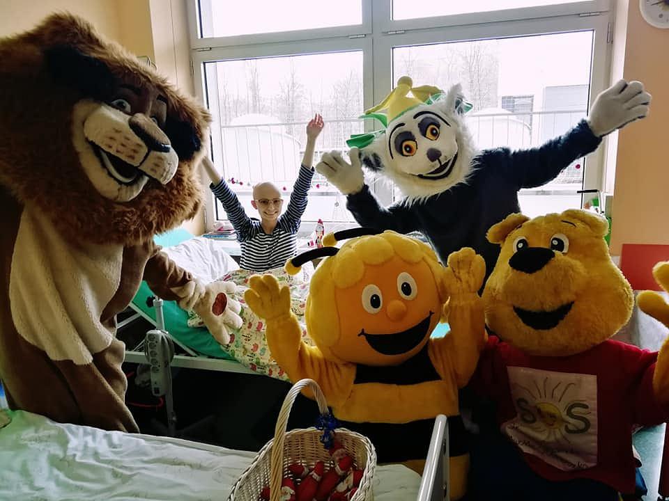 Podopieczni Fundacji Pomocy Dzieciom z?Chorobami Nowotworowymi uczestniczą w wielu zajęciach dzięki finansowemu wsparciu z WRPO 2014+