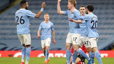 Manchester City i Southampton w półfinale Pucharu Anglii