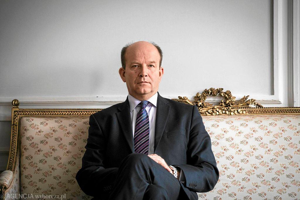 Konstanty Radziwiłł, minister zdrowia