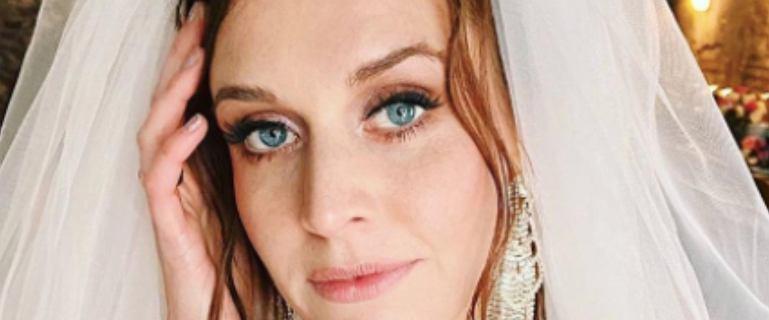 Julia Kamińska pokazała się w sukni ślubnej! Fani pieją z zachwytu: Omg, rakieta!