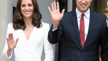 Księżna Kate bez pierścionka zaręczynowego. Znamy powód
