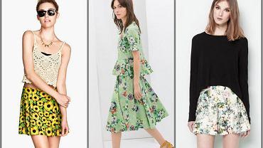 10 spódnic idealnych na wiosnę