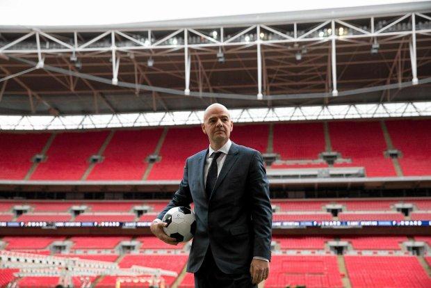 Futbol czeka wielka reforma? Szef FIFA: Czasem trzeba zrobić krok do tyłu