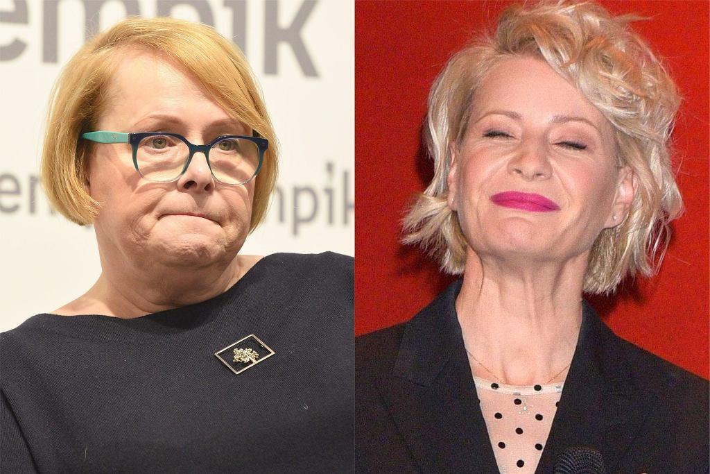 Małgorzata Kożuchowska, Ilona Łepkowska
