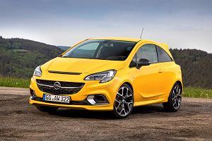 Opel Corsa GSi 2018 - cennik. Nowy Opel Corsa GSi gotowy do produkcji