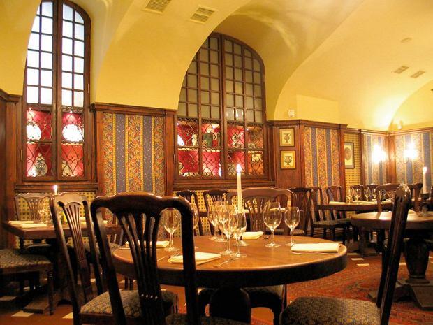Restauracja Chianti w Warszawie (lata 90. XX w.)