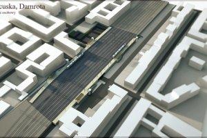 Za 100 mln zł Katowice mogłyby mieć naziemne metro [WIZUALIZACJE]