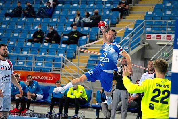 Zdjęcie numer 11 w galerii - Superliga piłkarzy ręcznych. Nafciarze zrewanżowali się za porażkę w 1. kolejce w Szczecnie i wygrali z Pogonią 31:16 [GALERIA]