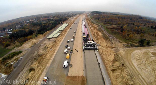 Przetargi na ukończenie autostrady A1 w finalnej fazie