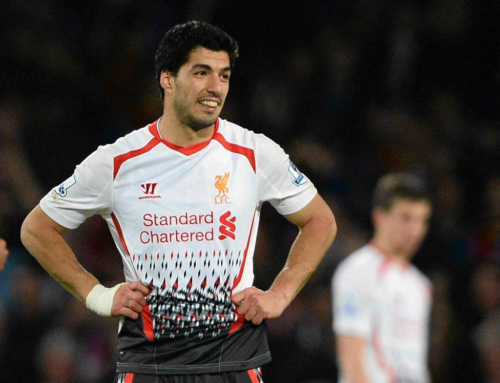 Luis Suarez na początku nie mógł uwierzyć w to co się stało