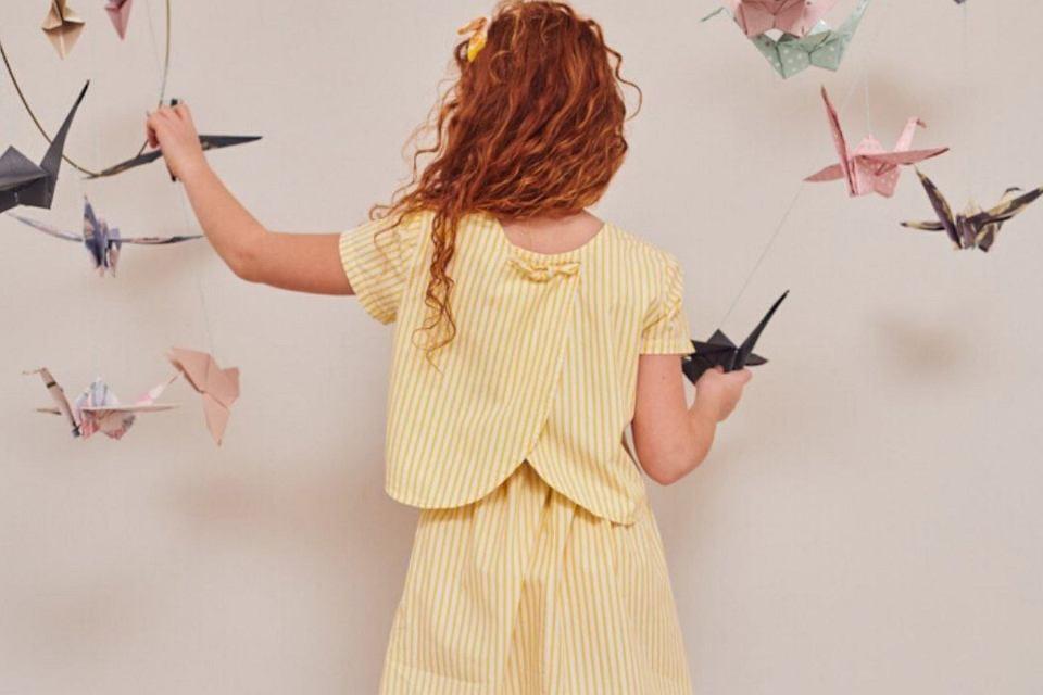 Sukienki dziecięce na wiosnę