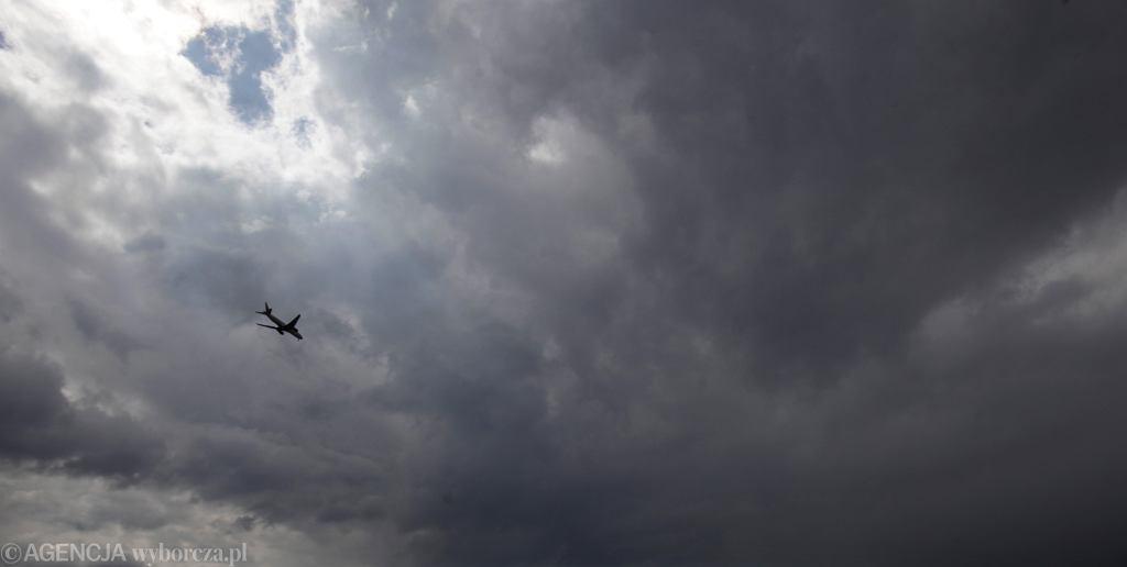 Białoruś oskarżyła Polskę o naruszenia przestrzeni powietrznej (zdjęcie ilustracyjne)