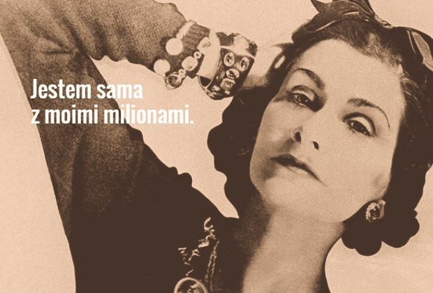 Coco Chanel: najlepsze cytaty