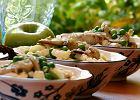 Sałatka z bakłażanów - Zdjęcia