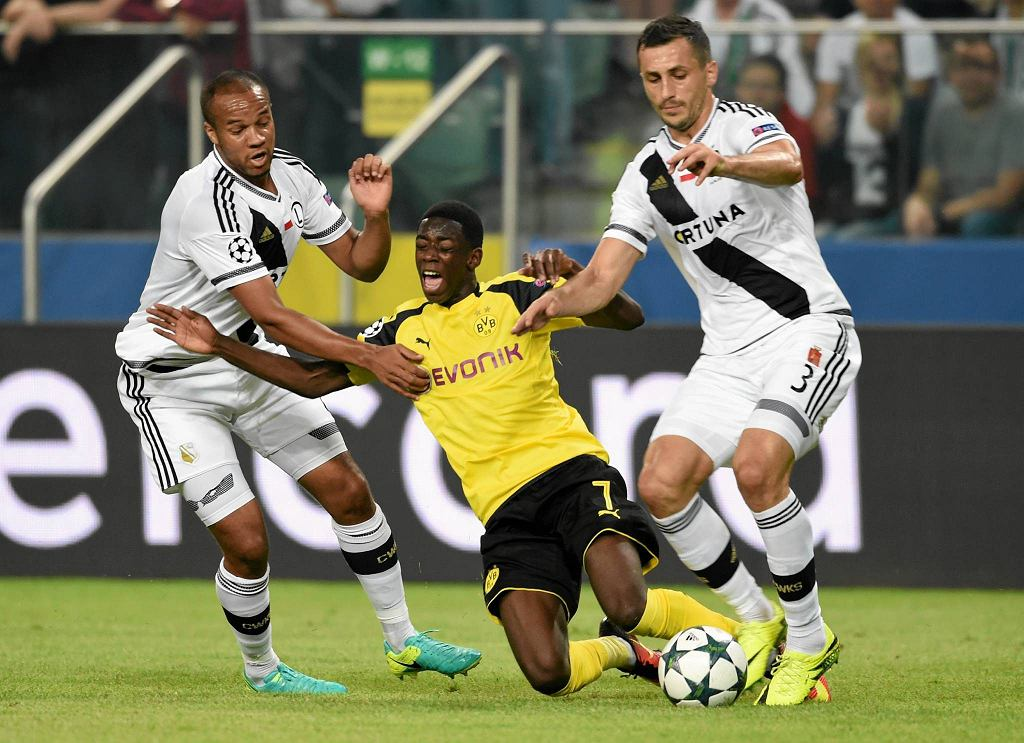 Legia Warszawa - Borussia Dortmund