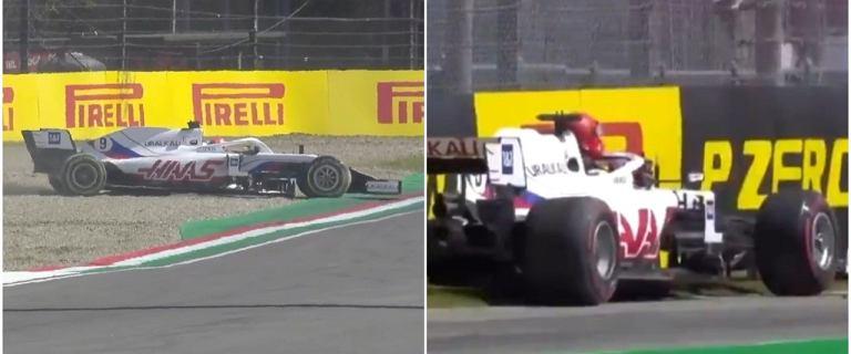 Najgorszy kierowca tego sezonu w F1? Właśnie skończył na ścianie. Człowiek-skandal