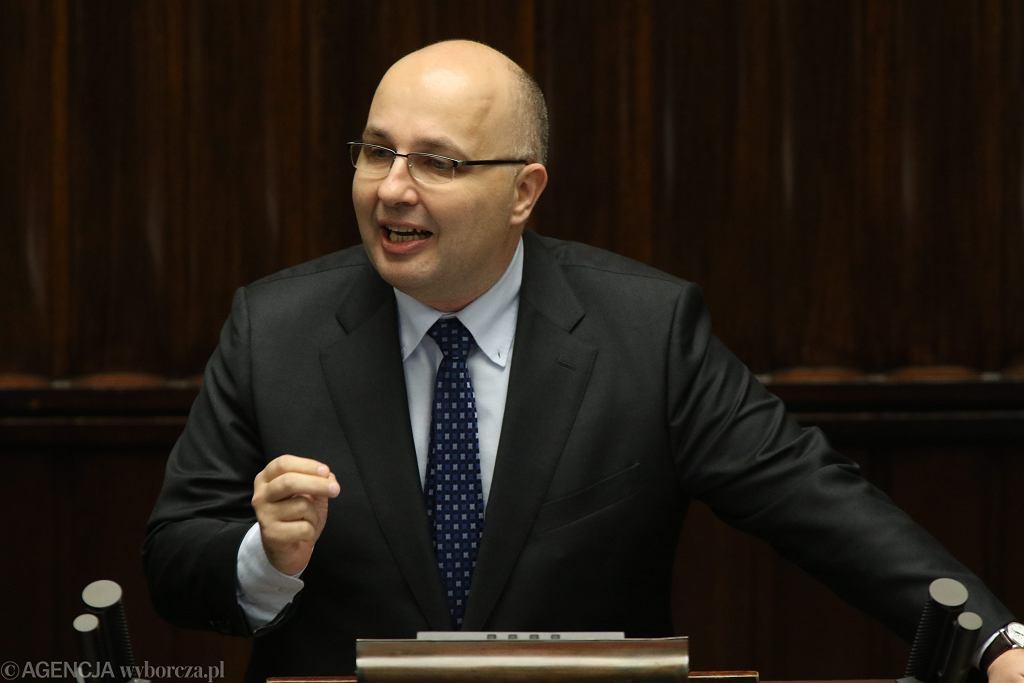 Kropiwnicki: Głosy rządowe coraz częściej mówią, że Jarosław Gowin jest już w opozycji