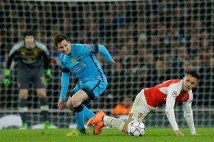 Mecz FC Barcelona - Arsenal Londyn [Gdzie obejrzeć w telewizji? TRANSMISJA NA ŻYWO]