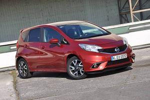 Nissan Note - test | Pierwsza jazda