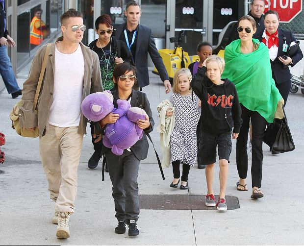 Pictured: Brad Pitt, Angelina Jolie, Shiloh Nouvel Jolie-Pitt, Maddox Chiv<br> Mandatory Credit  Ben Foster/Broadimage<br> Brad Pitt And Angelina Jolie file for divorce - File Photos<br> <P> 9/20/16, Los Angeles, California, United States of America<br> <P> <B>Broadimage Newswire</B><br> Los Angeles 1+  (310) 301-1027<br> New York      1+  (646) 827-9134<br> sales@broadimage.com http://www.broadimage.com<br>