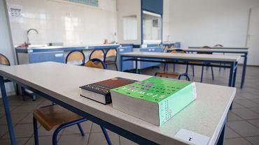Przygotowania do matury w I LO w  Bydgoszczy