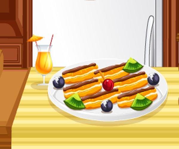 Gotuj na przerwie! 12 - Magiczne eklerki