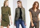 Ubrania w stylu militarnym