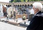 Święto Republiki: prezydent Włoch Sergio Mattarella odwiedził miasteczko, które stało się pierwszą czerwoną strefą