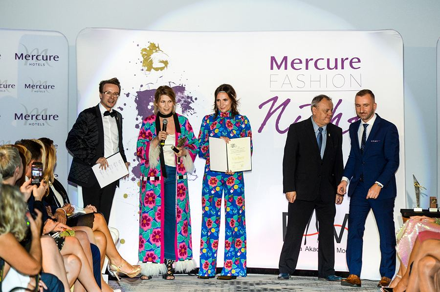 Mercure Fashion Night / Mat. prasowe