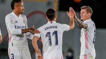 Real Madryt wyszarpał remis z Sevillą. Gol w doliczonym czasie gry