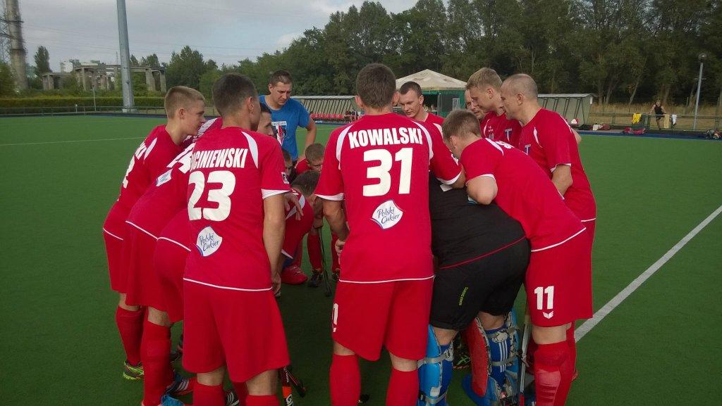 Zespół Pomorzanina Toruń w SIlesia Cup