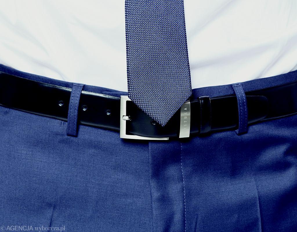 Odpowiednia długość krawata