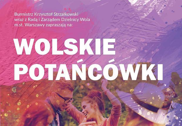 Zapraszamy na Wolskie Potańcówki do Parku Szymańskiego!