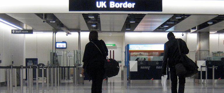 Wielka Brytania deportuje obywateli UE, którzy przyjeżdżają szukać pracy