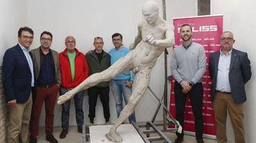 Nagi pomnik Andresa Iniesty zostanie odsłonięty w Albacete