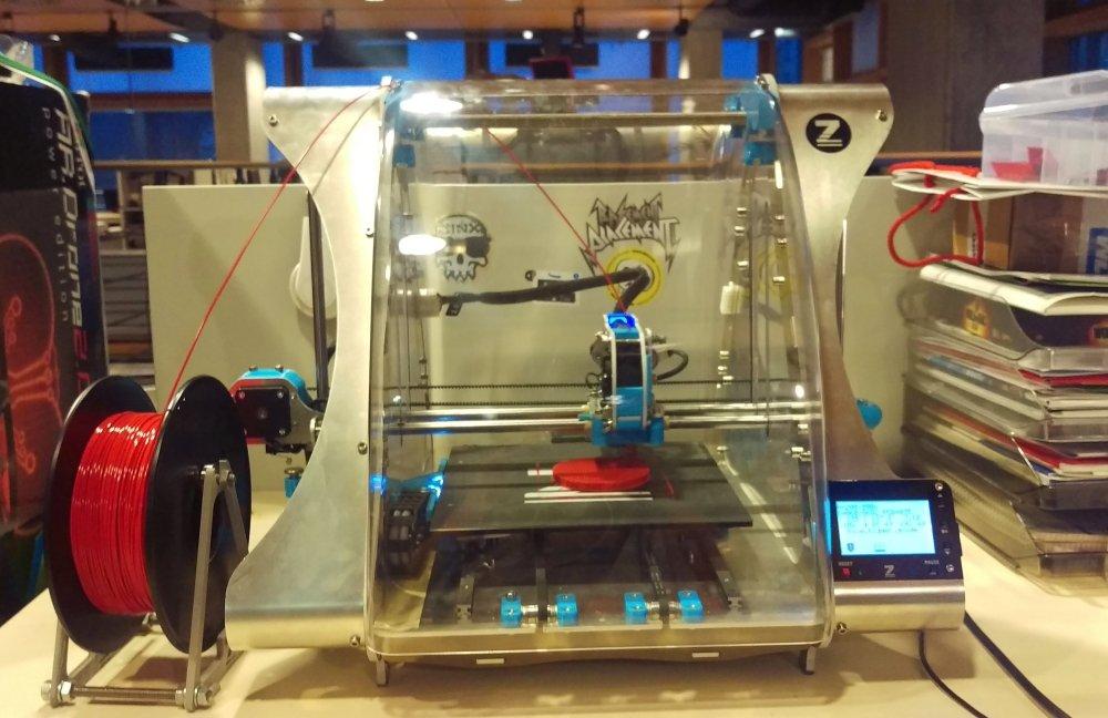 Drukarka 3D ZMorph 2.0 S
