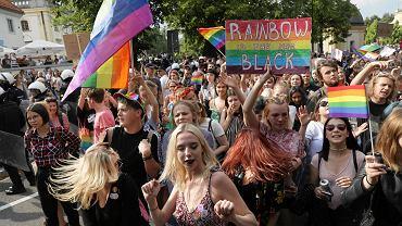 Pierwszy Marsz Równości w Białymstoku