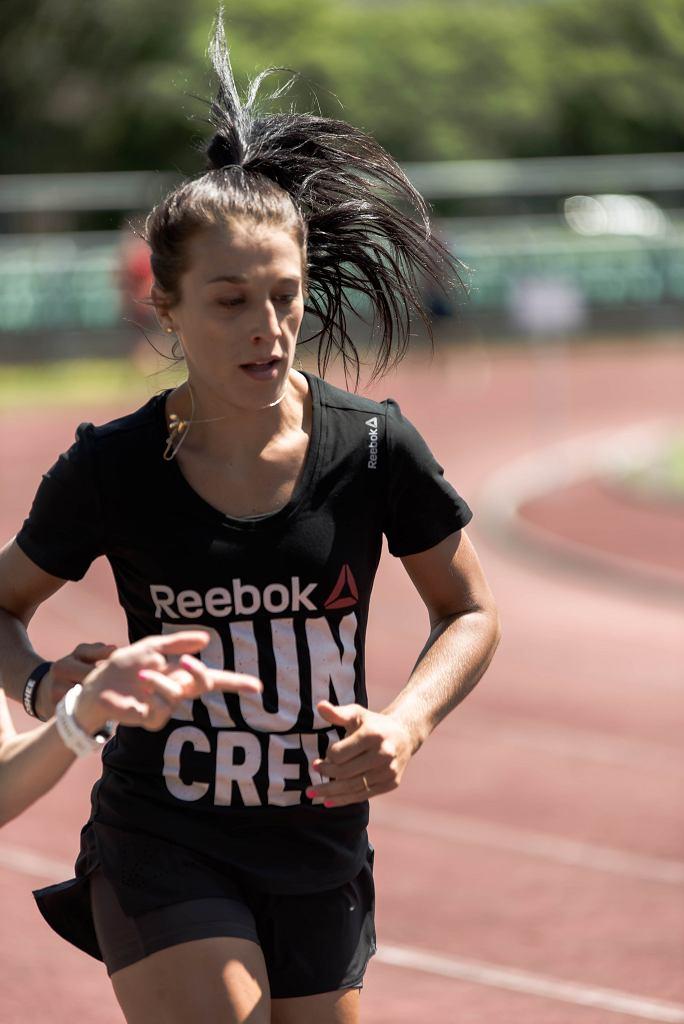 Trening Reebok Run Crew