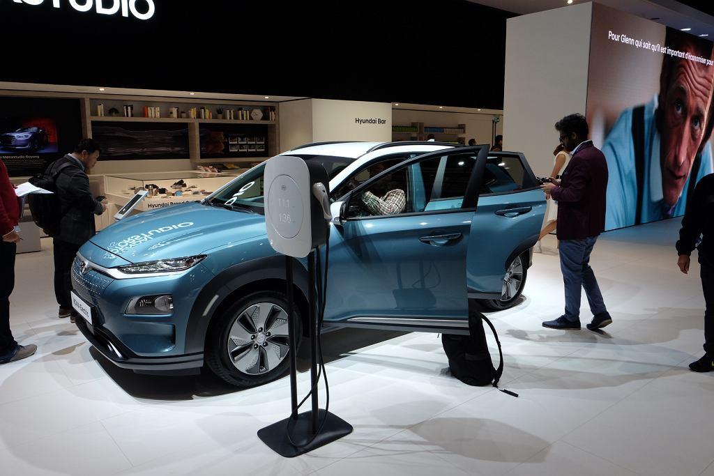 Hyundai na Salonie w Paryżu 2018