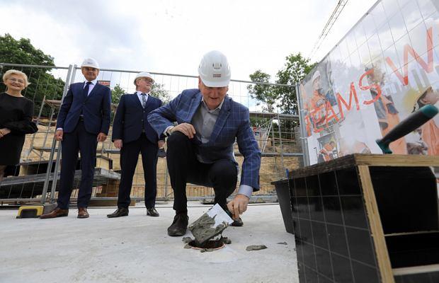 Zdjęcie numer 19 w galerii - Kamień węgielny pod Centrum Medycyny Weterynaryjnej UMK za 60 mln zł [GALERIA]