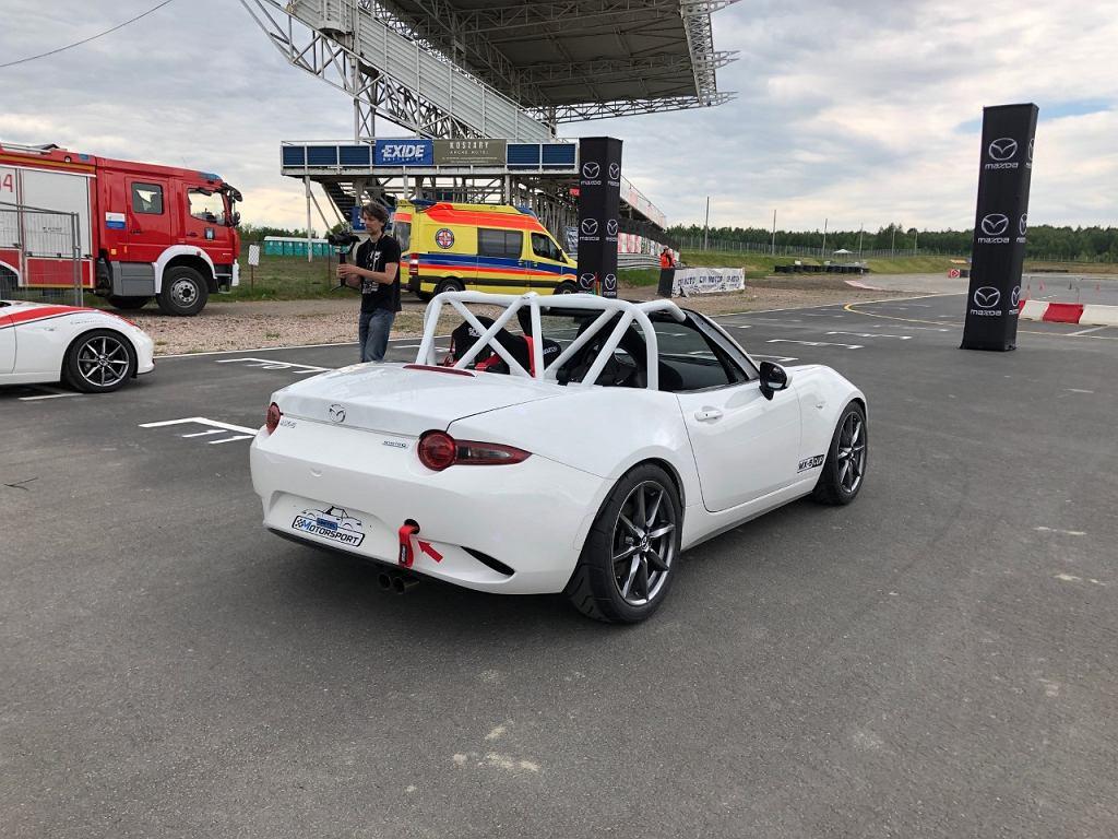 Mazda MX-5 Cup, tor Słomczyn