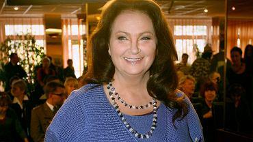 Anna Dymna w 2009 roku