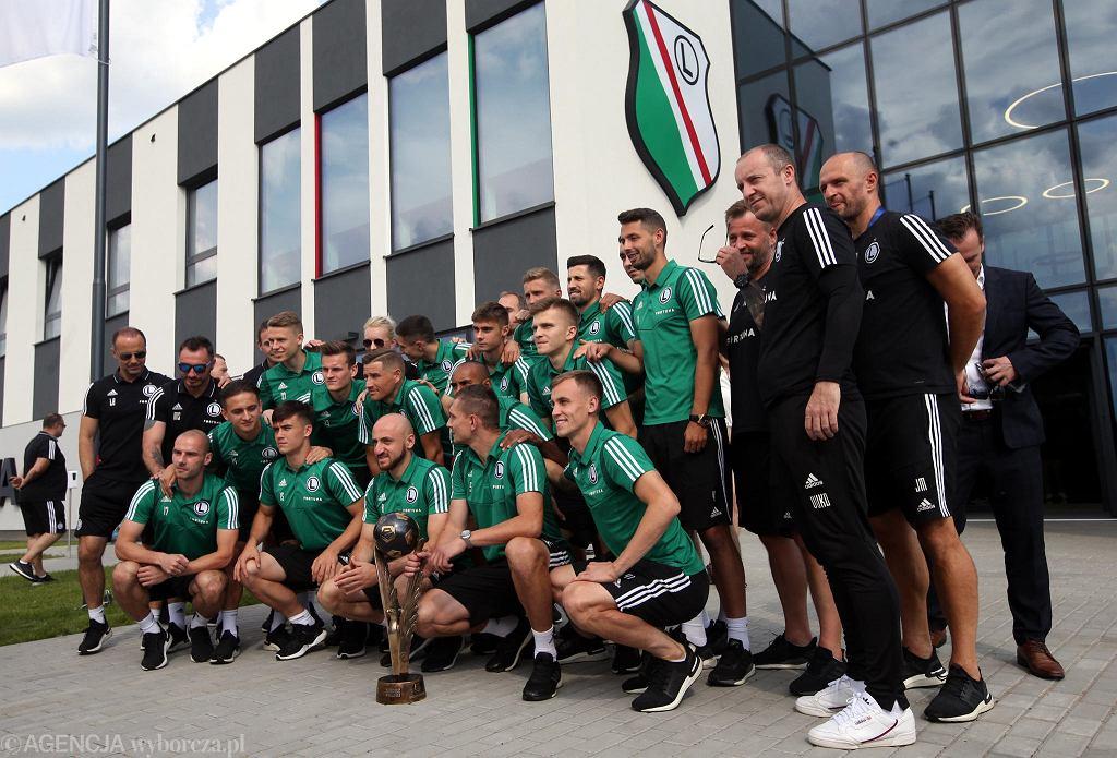 Otwarcie Legia Training Center pod Grodziskiem Mazowieckim