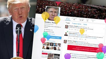 Prezydent USA Donald Trump obchodzi dzisiaj 71. urodziny.