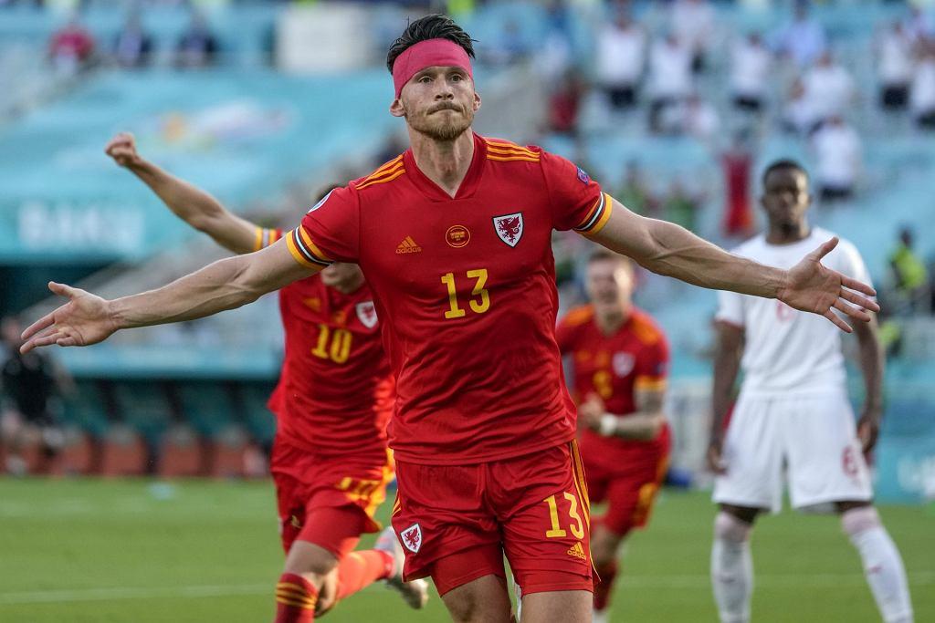 Kieffer Moore. Euro 2021