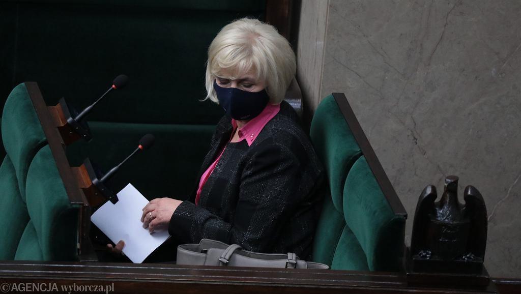 Lidia Staroń wybrana na nowego Rzecznika Praw Obywatelskich