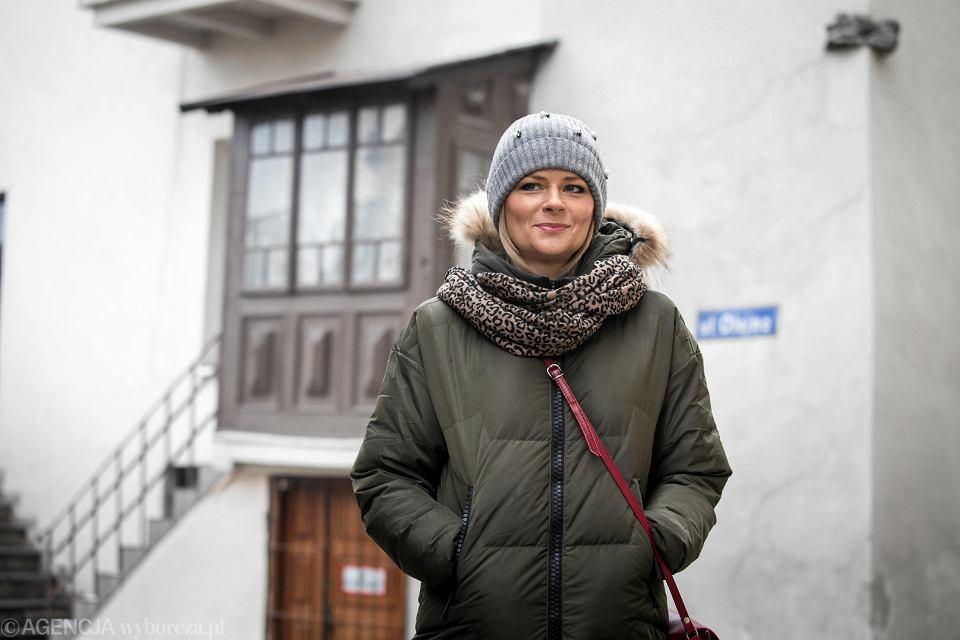 Małgorzata Michalska - Nakonieczna, historyk sztuki
